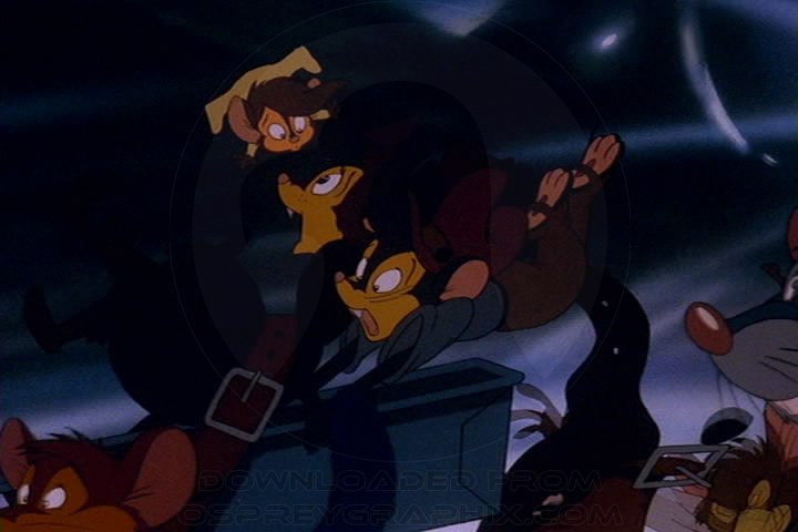 An American Tail 2 Fievel Goes West