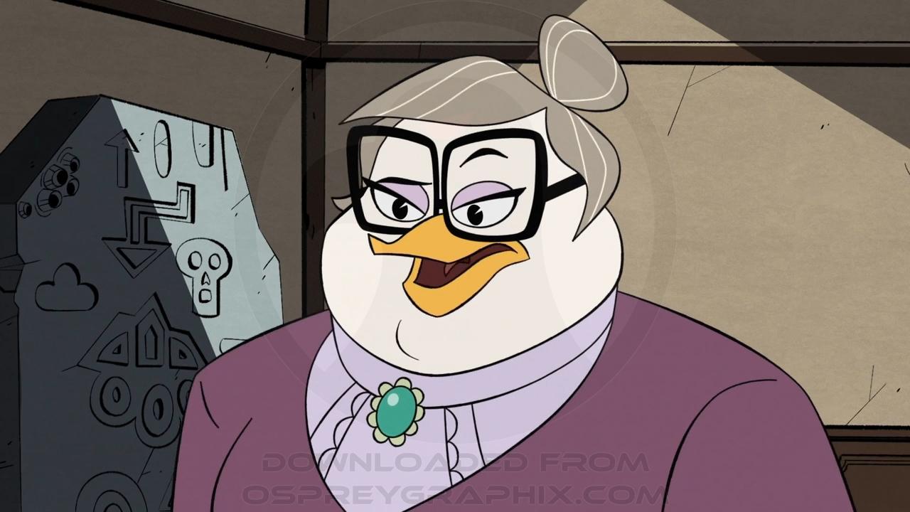 DuckTales 2017 - Mrs  Bentina Beakley